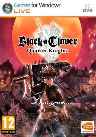 Download Black Clover Quartet Knights Deluxe Edition [PC