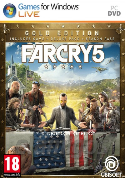 Download Far Cry 5 Gold Edition [PC] [MULTi15-ElAmigos