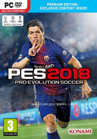pro evolution soccer 2018 free download (cpy)