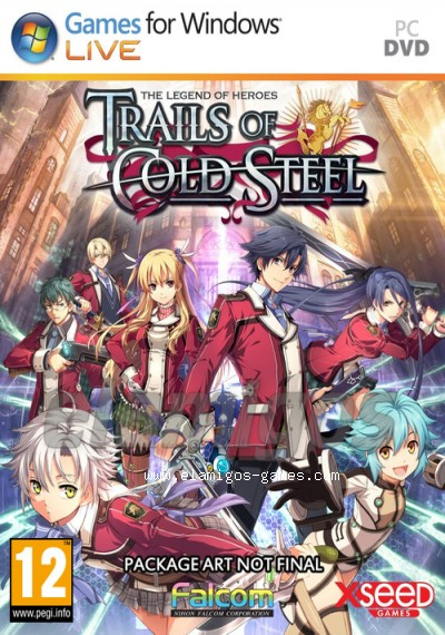 trails of cold steel torrent